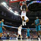 The Cavaliers defense has looked impregnable during the tournament, but it likely is going to have to get by two top-10 offenses, in terms of adjusted efficiency, just to make it to the Final Four. With Duke and Syracuse flaming out early in the tournament, the Cavs' domination of the ACC may not be as impressive as we thought it was just a few weeks ago.