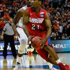 The Flyers pulled off back-to-back upsets of Ohio State and Syracuse to reach the Sweet 16, but they're already on borrowed time. Even if they manage to get past Stanford, a tall task thanks to the presence of Chasson Randle, Dwight Powell and Stefan Nastic, it's too much of a stretch to see them beating the Florida-UCLA winner.
