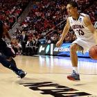 Nick Johnson and Arizona closed out the NCAA tournament's first weekend with a display of domination against Gonzaga.