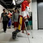 The Cyclones looked like a real dark-horse threat to go all the way after winning the Big 12 championship, but they will likely be undone by Georges Niang's foot injury. The strength of this team has been the Niang-DeAndre Kane-Melvin Ejim trio all season long. Take one of those guys out of the equation, and you have a team that just doesn't have enough to cut down the nets.