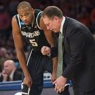 Adreian Payne and Michigan State coach Tom Izzo continue to be a winning combination.