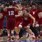 The Badgers are back in the Final Four for the first time since 2000, and 69-year-old coach Bo Ryan in his first.
