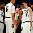 The Spartans' seniors become the first four-year players recruited by Tom Izzo to fail to make a Final Four.