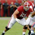 Anthony Steen will be drafted because he logged 36 starts in three seasons for a premier program, and he shows all the technical and mechanical efficiency one would expect. But there are limitations that will likely push him to the third day ? he was a right guard for the Crimson Tide, and he lacks the kind of power and agility most left guards have in the NFL. Steen is a relatively ready-made player with a low ceiling, and there's nothing wrong with that, as long as the team drafting him understands what it's getting ? and what it's not. <italics>Draft projection: Round 6-7</italics>