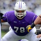 Dakota Dozier played left tackle in college, but was moved to guard for the Shrine Game, and he might be the most intriguing guard prospect in this class. One thing is clear -- a lot of bigger schools missed the boat with him. Dozier has the frame (6-4, 313) and strength to excel at guard in the NFL, and the athleticism to hit the second level and pull with authority. Concerns about level of competition can be erased by his Clemson tape. Someone's going to get a steal here. <italics>Draft projection: Round 2</italics>