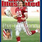 """April 22nd marked 10 years since the death of former NFL player and Army Ranger Pat Tillman, who was killed in a """"friendly fire"""" incident while serving with the 2nd Army Ranger Battalion, 75th Ranger Regiment. On this Memorial Day, as we remember all of those military members who have sacrificed, here are some photos of Tillman and tributes in his honor over the years."""