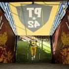 Arizona State has named the passage way from the locker room to Sun Devil Stadium the Pat Tillman Memorial Tunnel.