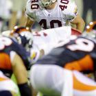 Tillman had three interceptions, 2.5 sacks and 238 tackles in his NFL career.