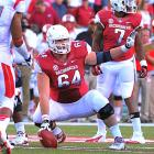 Travis Swanson's physical performance at the combine left something to be desired. His experience as a 50-game starter at Arkansas should ease most of the concerns he may have raised in Indianapolis back in February. The Arkansas product can stand his ground in pass protection and also has enough foot speed to pull in the run game. Draft projection: Round 2