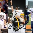 April 24, 2014, marked the 10-year anniversary of the 2004 draft, which produced the best quarterback class in the past decade. Here's SI.com's ranking of those classes, starting, of course, with the best.No. 1 pick Eli Manning and No. 11 selection Ben Roethlisberger have combined to go 4-1 in Super Bowls, including two of the most memorable victories in the 48-year history of the game (the 2007 Giants upset of the 18-0 Patriots and the '08 Steelers' thrilling last-minute comeback against the Cardinals). No. 4 pick Philip Rivers has led San Diego to five playoff trips in the eight seasons since he took as the Chargers' starter. Even third-round pick Matt Schaub of Atlanta proved to be a productive quarterback for many seasons, helping Houston to its first two AFC South titles in 2011-12, and logging a playoff victory in the latter season.