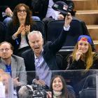 New York Rangers vs. Philadelphia Flyers April 20, 2014 at Madison Square Garden in New York