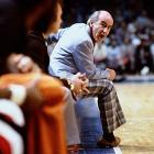 """Nicknamed """"Dr. Jack"""" because he held a doctorate degree in education from the University of Pennsylvania, Ramsay authored multiple books, including The Coach's Art and Dr. Jack's Leadership Lessons Learned From a Lifetime in Basketball."""