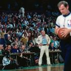 After coaching Buffalo, Ramsay spent 10 seasons in Portland and was in Indiana from 1986-1988.