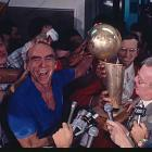Ramsay guided the Blazers to the 1977 championship, the only title in franchise history.