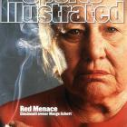 """Although she had previously received a hefty fine ($250,000) for her anti-Semitic, racist and homophobic comments, Marge Schott's tirade in 1996 was all MLB could take. The final blow came when the Cincinnati Reds owner spoke favorably of Adolf Hitler, saying he """"was good in the beginning, but went too far."""" In the same month, Schott was quoted in a Sports Illustrated article as having spoken in a """"cartoonish Japanese accent"""" while describing her meeting with the Japanese prime minister. She wasn't reinstated until 1998."""