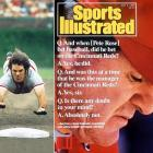 """In 1989, Sports Illustrated first reported the story of Pete Rose's alleged gambling habits, including placing bets on baseball games. The report came after MLB questioned Rose and he denied gambling on the game. Later that year, however, MLB came into possession of documents detailing Rose's bets on baseball, including Cincinnati Reds games while he was their manager. Similarly to the 1919 Black Sox Scandal, Rose was found to have committed the ultimate no-no: betting on the game while having a direct effect on the outcome. The penalty for such an offense? A lifetime ban, one which he served while vehemently denying any wrongdoing until releasing an autobiography in 2004. In the book, the all-time hits king admitted he bet on Reds games """"every night"""" as manager. Despite reinstatement efforts, no commissioner since his ban has acted upon Rose's requests to return to baseball."""