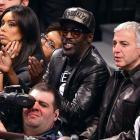 Brooklyn Nets vs. Toronto Raptors April 25, 2014 at Barclays Center in Brooklyn