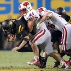 A decade ago, middle linebackers could get away with size and speed concerns if their instincts and awareness served as compensatory factors. And when Borland makes an NFL team ? which he certainly will ? we'll see if that's still true. He's an interesting case, because he just doesn't move very well on the field. He's slow to the play, not out of a lack of trying, but sheer physical limitations. But he understands angles and leverage, and he has an innate sense of where the play is going. Could he be the next Lofa Tatupu or Zach Thomas? Borland is an outlier in a league of bigger/stronger/faster, but it's hard to bet against him when you watch enough tape. <italics>Draft projection: Round 4-Round 5</italics> GALLERY: <italics>Top 10 Defensive Ends in the NFL Draft</italics> GALLERY: <italics>Top 10 Defensive Tackles in the NFL Draft</italics>
