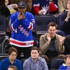 New York Rangers vs. Philadelphia Flyers April 27, 2014 at Madison Square Garden in New York