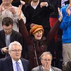 New York Rangers vs. Philadelphia Flyers April 30, 2014 at Madison Square Garden in New York