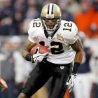 Even the Saints weren't sure how good Colston was when they drafted the big receiver out of Hofstra. But the the 6-foot-4, 231-pound Colston proved very difficult to cover in his rookie season. He caught 70 passes for 1,038 yards despite missing several games with an ankle injury. At the end of the 2013 season he was the team's all-time leader in receiving yards, yards from scrimmage, receiving touchdowns, total touchdowns and total receptions.