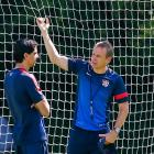 Klinsmann and the U.S. team arrived in Sao Paulo in January 2014 for a 12-day training session to prepare for the upcoming FIFA World Cup in Brazil.