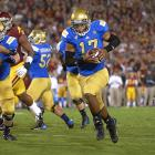 Hundley likely made the correct decision to head back for one more season at UCLA. His upside as a dual-threat quarterback will leave scouts salivating, but he clearly has to improve as a pocket passer. Most of the knocks (unfair as some are) on Johnny Manziel hold up here as well, including that Hundley looks to run too often and fails to get through his progressions.