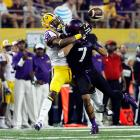 After earning Freshman All-America status at cornerback, Mills struggled and eventually lost his starting job last season. However, the slip-up afforded him the opportunity to handle slot-corner duties and to try his hand at safety. That's where he will open the 2014 season for the Tigers. The 6-1 Mills has the coveted lanky DB build; what he does well at corner should translate to safety, making him a coveted prospect.