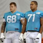 Incognito, left, had a reputation for playing dirty even before word got out that he'd bullied Miami Dolphins teammate Jonathan Martin and other members of the organization. He was suspended for the rest of the 2013-14 season after an investigation, and is currently without an NFL contract.