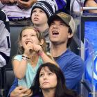Los Angeles Kings vs. Anaheim Ducks May 14, 2014 at Staples Center in Los Angeles
