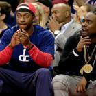Washington Wizards vs. Indiana Pacers May 15, 2014 at Verizon Center in Washington, DC