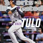 Troy Tulowitzki has been the best player in baseball through the first two months of the season, and that hot start has landed him a regional cover of Sports Illustrated. In this week's issue, staff writer Ben Reiter profiles the early National League MVP favorite, who has been tattooing the ball all season, especially in the friendly confines of Coors Field.