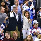 New York Rangers vs. Montreal Canadiens May 25, 2014 at Madison Square Garden in New York