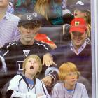 Los Angeles Kings vs. Chicago Blackhawks May 26, 2014 at Staples Center in Los Angeles