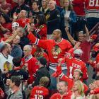 Chicago Blackhawks vs. Los Angeles Kings June 1, 2014 at United Center in Chicago