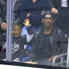 Los Angeles Kings vs. Chicago Blackhawks May 30, 2014 at Staples Center in Los Angeles