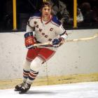 If someone asks which player who wore number 11 as a Ranger once scored 50 goals for them in a season, the answer is not Mark Messier. It's Hadfield, who served as team captain for three seasons, and notched an even 50 in 1971-72. The burly left winger scored a total of 262 during his 13 seasons with the Blueshirts and was best known as the left wing on the club's GAG (goal-a-game) line with Rod Gilbert and Jean Ratelle.
