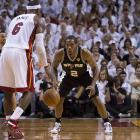 In addition to his offense, Leonard played tough defense on LeBron James, who scored 22.