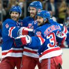 SI's best shots from Game 4 of the Stanley Cup Final, in which the New York Rangers avoided a sweep.