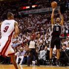 Tony Parker had 19 points for the Spurs, who shot 57 percent from the field.