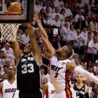 Boris Diaw and his teammates can win the franchise's fifth NBA championship with a victory at home in Game 5 on Sunday and avenge last year's seven-game loss to Miami.