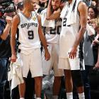 Parker, Ginobili and Duncan are the winningest trio in NBA postseason history.