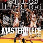 June 23, 2014  |  San Antonio demolished Miami so quickly in the NBA Finals that it required real effort to catalog all of the ways the Spurs had distinguished themselves from their previous title teams, from past NBA champions, and from the other 29 teams that competed for a title this season. Boiling down the Spurs' standout characteristics into a laundry list of adjectives might look something like this: dominant, international, systematic, deep, explosive, fluid, unselfish, balanced, disciplined, focused, redemptive and fun. In a cover story for the June 23 issue of Sports Illustrated, Lee Jenkins touches on many of these attributes as he traces San Antonio's return from a devastating 2013 Finals loss to Miami.