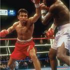 """""""His style is the most difficult in boxing,"""" said De La Hoya, in reference to the southpaw wizardry of Whitaker, 33, the WBC welterweight champ and, pound for pound, the best boxer in the world. In a cat-and-mouse fight that was probably closer than the judges' scorecards had it, De La Hoya -- in his first outing at 147 pounds -- emerged with a 12-round decision and a serious dose of experience."""
