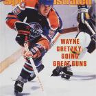 The Great One shattered Phil Esposito's single-season record of 76 goals in 1981-82. Gretzky scored an NHL-record 894 goals, to go along with 2,857 points, in his unprecedented career.