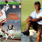 """Breeden was caught belly-down on his lone SI cover. When the Cincinnati Bengals cornerback dropped too deep in a zone defense during the '82 Super Bowl, 49ers receiver Earl Cooper ran a curl and caught a TD pass in the flat. """"It was a good photo,"""" concedes Breeden, 52, a phone-systems salesman in Ohio, """"but if I knew it would be my only time on the front of SI, I'd have taken my helmet off and struck a pose."""""""