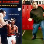 """Chuvalo's skull absorbed a right from Muhammad Ali (a.k.a. Cassius Clay) on SI's April 11, 1966, cover. """"I took a lot of heat for supposedly throwing low blows in that bout, but look at how high Ali wore his cup,"""" says Chuvalo, who lost that 15-rounder by decision and now, at age 68, lectures throughout Canada on the dangers of using illegal drugs. """"I felt like Elmer Fudd did when he fought Bugs Bunny and Bugs kept from getting hit by wearing his trunks up to his ears."""""""