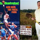 """The 6'11"""" Brigham Young center (number 50) looks like a Lilliputian next to Virginia's 7'4"""" Ralph Sampson on this  March 30, 1981 cover. """"The camera angle made it look like Sampson was way off the ground,"""" says Kite, 44, who is developing a real estate company in Orlando. """"Come to think of it, he was."""" Seven years later the two were briefly teammates on the Sacramento Kings. """"By then Ralph was burdened with knee problems,"""" says Kite, whose 12-year NBA career was three years longer than Sampson's. """"He didn't play much that season."""""""