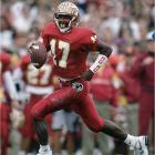 A College Football Hall of Famer who never played pro football, Ward won the Heisman Trophy in a landslide in 1993 at Florida State. He also won the Sullivan Award and the Maxell Award in addition to the national championship. Pulling double duty at point guard, he led the Seminoles to the Elite Eight and was a first-round NBA draft pick in 1994.