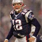 Nothing fazes the 28-year-old Patriots quarterback. The more pressure is on him, the more he seems to relax and make the right play. Brady's legend began to truly blossom when he led New England to a game-winning drive in Super Bowl XXXVI. He's since led them to two more championships and continues to play his best football when the game is on the line.